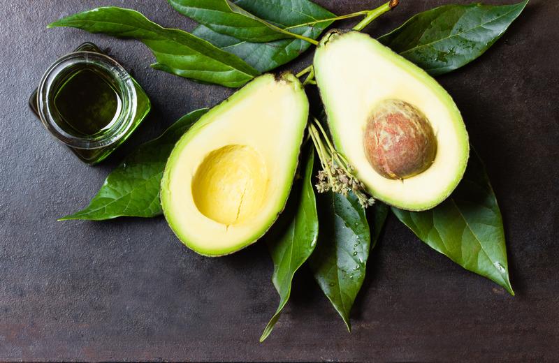 taşıyıcı yağlar - avokado yağı