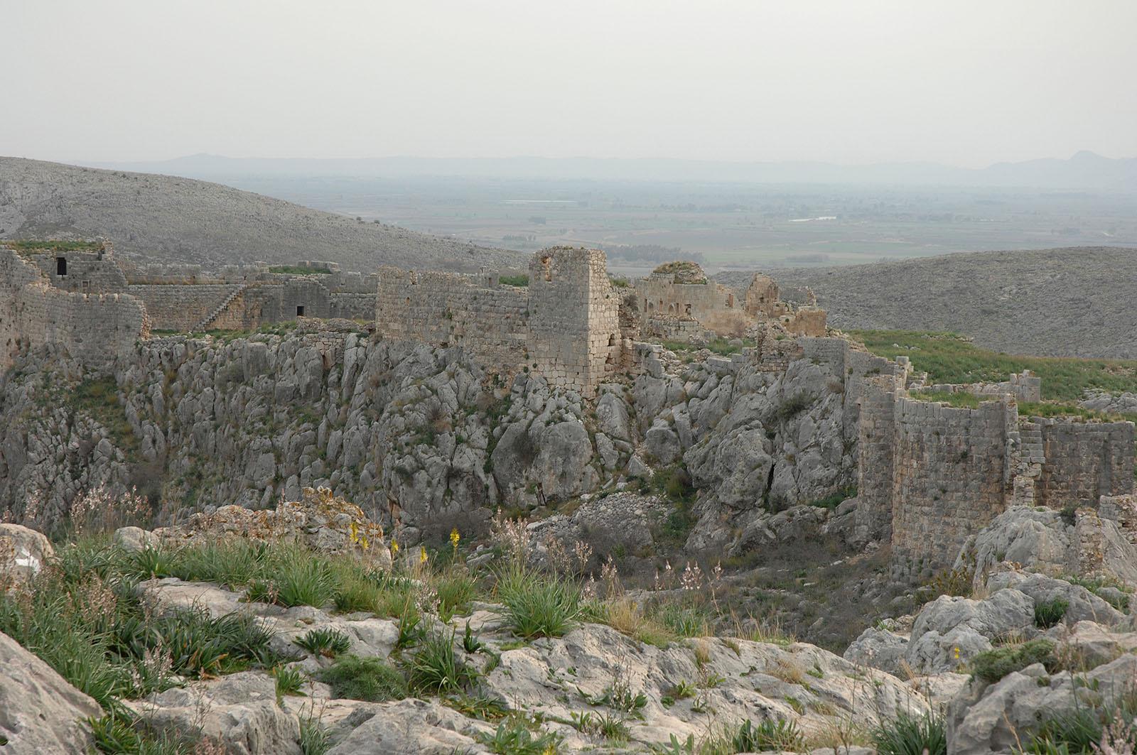Anavarza_castle